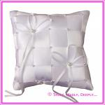 Wedding Ring Cushions / Ring Pillows on SALE NOW!