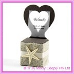 Place Card Chair Boxes - Heart