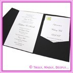 A5 / C5 - Large half A4 sized Invitation Pocket Folds - very popular for wedding invitations and corporate events.