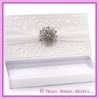 Rigid Hard Cover Invitation Boxes