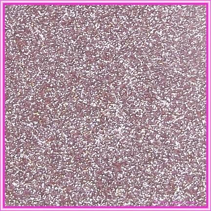 A4 Glitter Card Pink