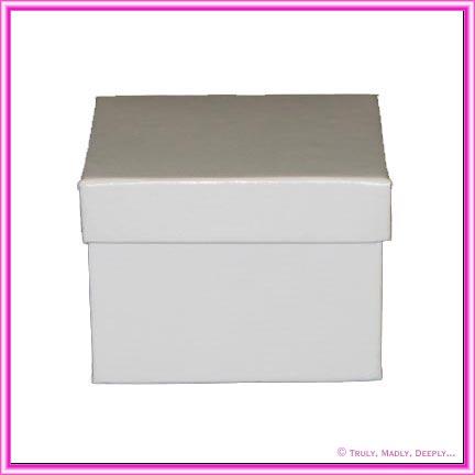 Box BOM 4 White