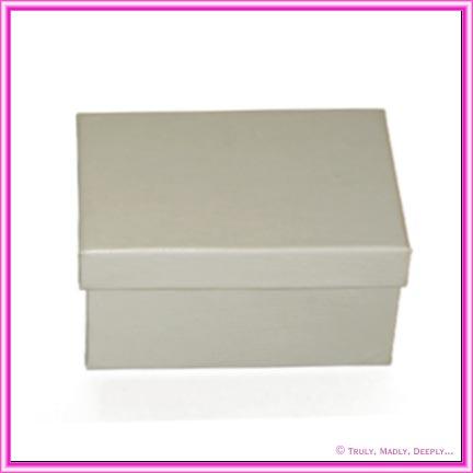 Box BOM 5 Pearl White