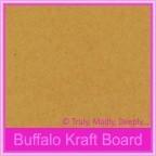 Buffalo Kraft 386gsm Matte Card Stock - A3 Sheets