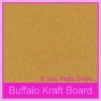 Bomboniere Box - 5cm Cube - Buffalo Kraft 283gsm