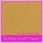 Buffalo Kraft 80gsm Matte - 160x160mm Square Envelopes