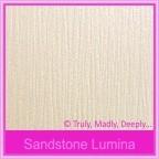Crystal Perle Sandstone Lumina 300gsm Metallic Card Stock - SRA3 Sheets