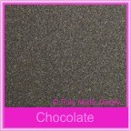 Curious Metallics Chocolate 120gsm - 160x160mm Square Envelopes