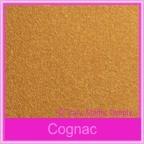 Curious Metallics Cognac 120gsm Paper - A4 Sheets
