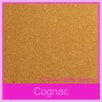 Bomboniere Box - 10cm Cube - Curious Metallics Cognac