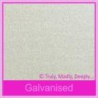 Curious Metallics Galvanised 120gsm - 160x160mm Square Envelopes