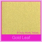 Curious Metallics Gold Leaf 120gsm - 130x130mm Square Envelopes