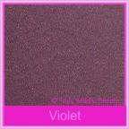 Bomboniere Heart Chair Box - Curious Metallics Violet