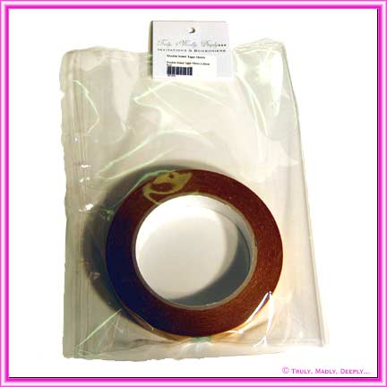 Double Sided Tape 19mm x 30m
