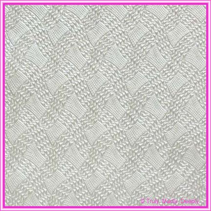 A4 Embossed Invitation Paper - Destiny Silver