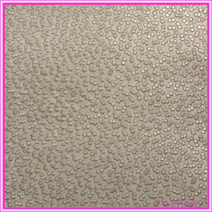 A4 Embossed Invitation Paper - Modena Pewter Pearl