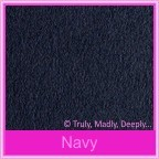 Bomboniere Heart Chair Box - Keaykolour Navy Blue (Matte)