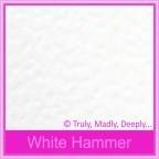 Knight White Hammer 90gsm Matte - DL Envelopes