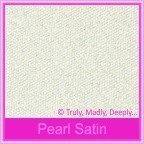 Pearl Textures Collection - Embossed Satin 115gsm Metallic - 160x160mm Square Envelopes