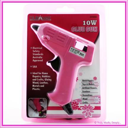 Glue Gun Hot 10 Watt