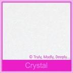 Stardream Crystal 120gsm Metallic - DL Envelopes