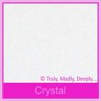 Bomboniere Box - 10cm Cube - Stardream Crystal (Metallic)