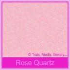 Bomboniere Heart Chair Box - Stardream Rose Quartz (Metallic)
