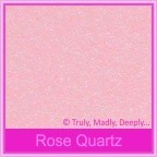 Stardream Rose Quartz 285gsm Metallic Card Stock - A4 Sheets