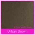 Bomboniere Box - 10cm Cube - Urban Brown (Matte)