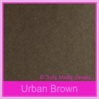 Urban Brown 330gsm Matte Card Stock - A4 Sheets