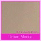 Bomboniere Box - 10cm Cube - Urban Mocca (Matte)