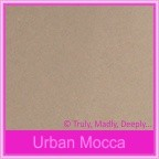 Bomboniere Box - 3 Chocolates - Urban Mocca (Matte)