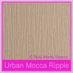 Wedding Cake Box - Urban Mocca Ripple (Matte)