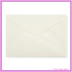 Crystal Perle Arctic White 125gsm Metallic - C5 Envelopes