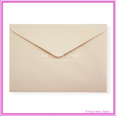 Curious Metallics Nude 120gsm - C5 Envelopes