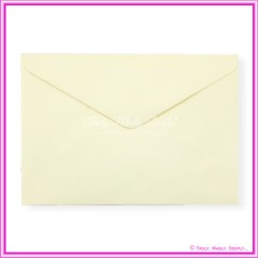 Curious Metallics White Gold 120gsm - C5 Envelopes