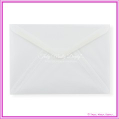 Curious Translucent Clear Vellum 112gsm - C5 Envelopes