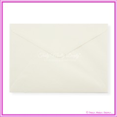Metallic Pearl Bridal White 125gsm - C5 Envelopes