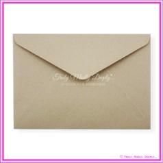 Mohawk Via Vellum Kraft 104gsm Matte - C5 Envelopes