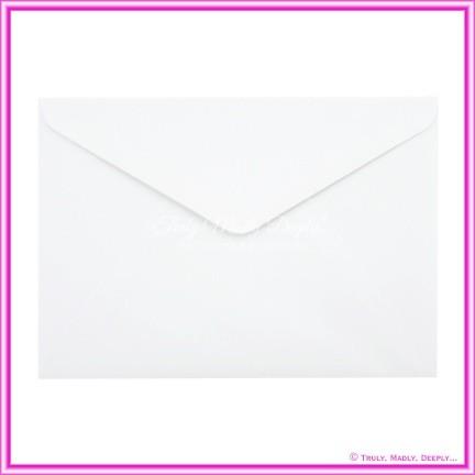 Splendorgel Smooth White 115gsm Matte - C5 Envelopes