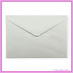 Stardream Silver 120gsm Metallic - C5 Envelopes