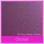 Bomboniere Box - 10cm Cube - Classique Metallics Orchid