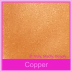 Crystal Perle Copper 125gsm Metallic - C5 Envelopes