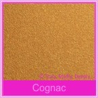 Curious Metallics Cognac 300gsm Card Stock - A4 Sheets