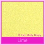 Cake Box - Curious Metallics Lime