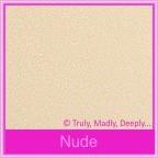 Curious Metallics Nude 300gsm Card Stock - A4 Sheets