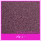 Bomboniere Box - 5cm Cube - Curious Metallics Violet