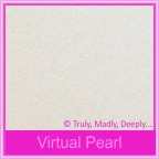 Wedding Cake Box - Curious Metallics Virtual Pearl