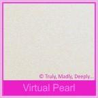 Curious Metallics Virtual Pearl 240gsm Card Stock - A4 Sheets