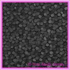 A4 Embossed Invitation Paper - Pebbles Black Pearl